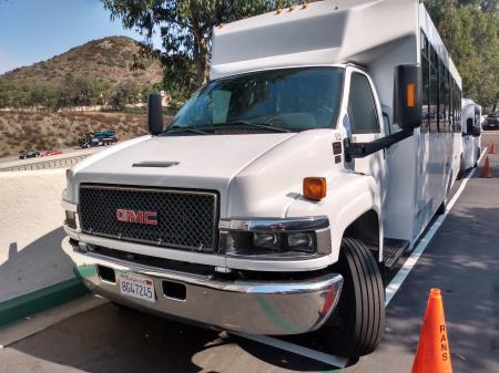 2007 GMC C5500Bus for sale