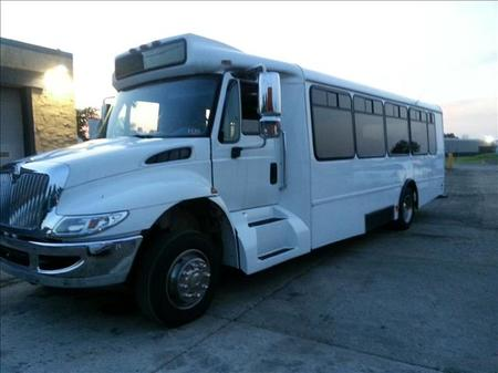 2008 International Bus bus | New and Used Buses, Motorhomes and RVs for sale