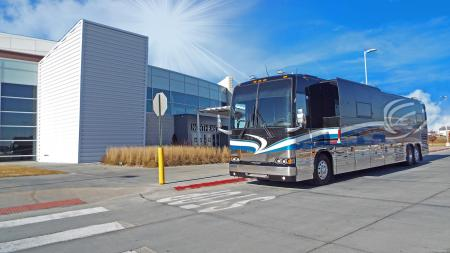 2008 Prevost XLII Bus for sale