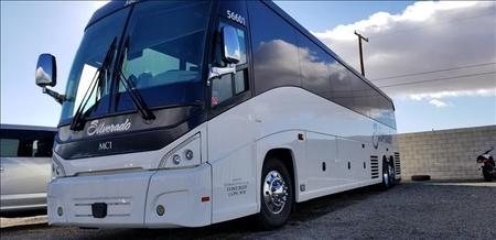 2016 MCI J4500 Bus for sale
