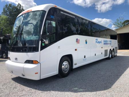 2008 MCI  J4500 Bus for sale
