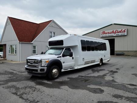 2012 Ford F 550Bus for sale