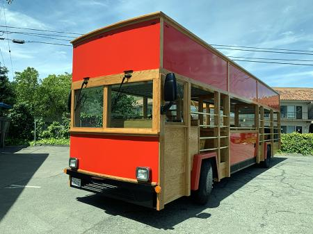 2011 Freightliner Classic Trolley Bus for sale