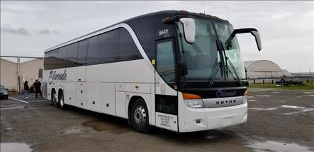 2014 Setra S417 Bus for sale