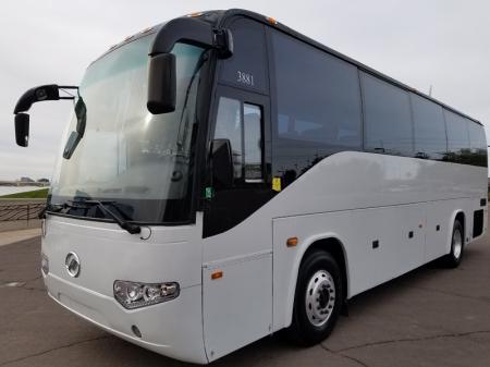 2008 Freightliner XB Higer Coachworks Bus for sale