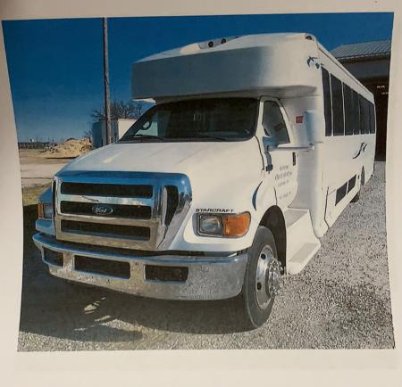 2008 Ford 650 Bus for sale