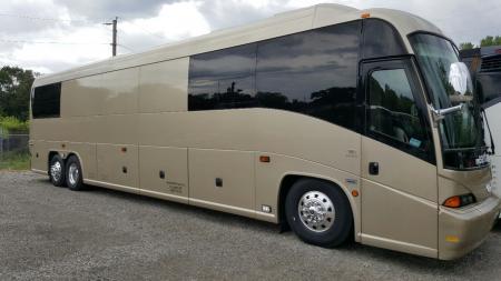 2011 MCI J4500Bus for sale