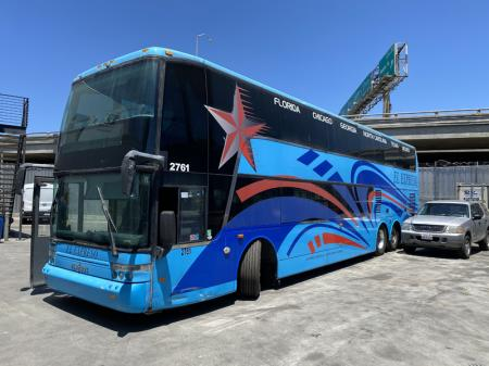 2014 Van Hool TD925Bus for sale