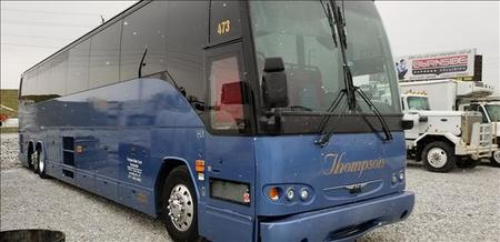 2007 Prevost H3-45 Bus for sale