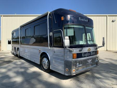 1971 Silver Eagle Model 05  Bus for sale
