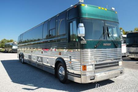 Prevost Buses for Sale - New & Used Buses and Motorhomes