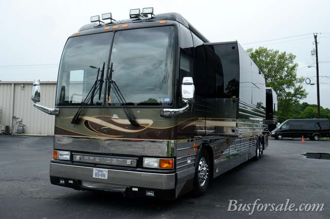 2005 prevost bus new and used buses motorhomes and rvs for Prevost motor coach sales