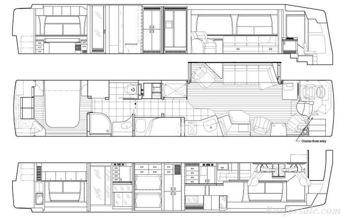 2 Bedroom Flat Floor Plan