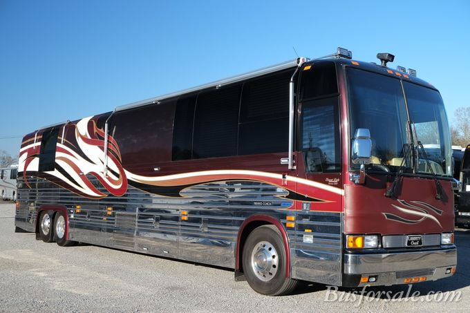 2005 Prevost Bus New And Used Buses Motorhomes And Rvs