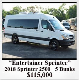Sprinter Van for sale