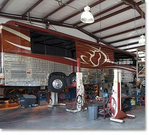 Do You Need A Prevost Conversion Or Remodeling Work For Your Bus Busforsale Can Handle All Of And Rmotorcoach